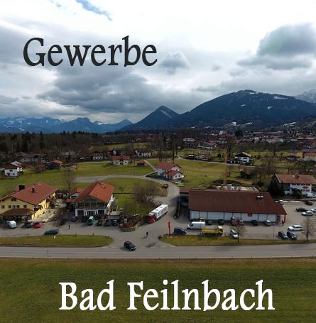 Gewerbe Bad Feilnbach