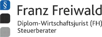 Franz Freiwald Diplom-Wirtschaftsjurist (FH) Steuerberater